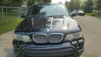 BMW X5 ON SALE Negotiable