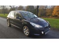 Peugeot 307 1.6 16v ( 110bhp ) 2005MY S, FULL SERVICE HISTORY,