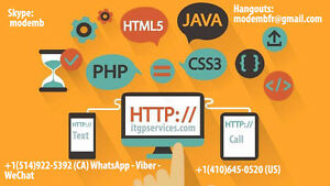 IT Development (Website, Apps)