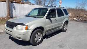 FORD ESCAPE AWD CUIR TOIT OUVRANT