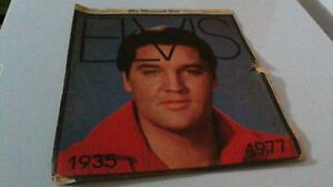 Elvis 1935-1977 Montreal Star Special Supplement