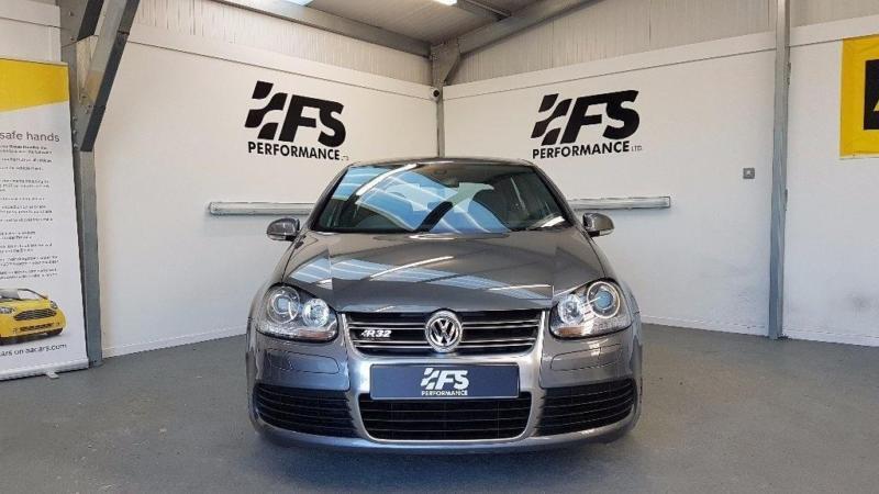 2008 Volkswagen Golf 3.2 V6 R32 Hatchback 4MOTION 5dr