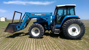 New Holland 8670 MFWD