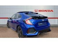 2019 Honda Civic 1.5 VTEC Turbo Sport Plus 5dr Petrol Hatchback Hatchback Petrol