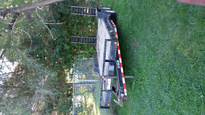 Utility Trailer flatbed