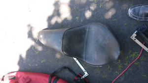 V star leather seat