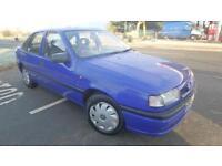 1995 Vauxhall Cavalier 1.6 Concept Ltd Edn blue 70409 miles shrewsbury