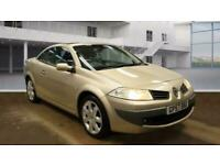 RENAULT MEGANE 1.9 DCI CONVERTIBLE..STOCK CLEARANCE ON ALL CARS..CAMBELT CHANGED