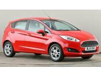 2015 Ford Fiesta 1.25 82 Zetec 5dr Hatchback petrol Manual