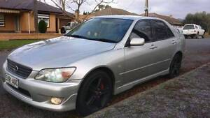 2000 Lexus IS200 Sedan Auto Luxury Sport JDM VIP Drift P-plate Magill Campbelltown Area Preview