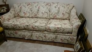 one owner..living room couch..sears