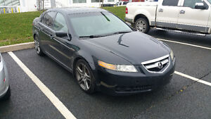 2005 Acura TL w/Dynamic & Nav Pkg Sedan