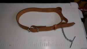 Klein 5207M 32-Inch-40-Inch Electrician's Leather Tool Belt- New