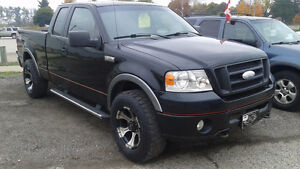 2006 Ford F-150 FX4 Leather, safety and etest! Cambridge Kitchener Area image 6