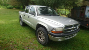 Dodge Dakota 4x4 v8