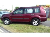 2002 Nissan X-Trail 2.0 cc 4X4 Sport...( best offers welcome )