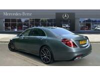 2020 Mercedes-Benz S-CLASS S560e L AMG Line Executive 4dr 9G-Tronic Saloon Auto