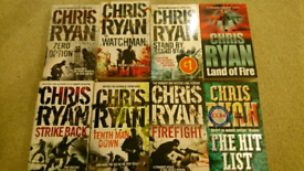 Chris Ryan books