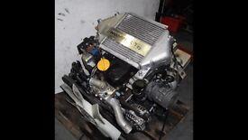 Nissan 2.7 Diesel engine