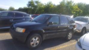 2003 Ford Escape Good Condition