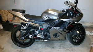 04 YAMAHA R6 special edition