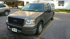 2004 Ford F-150 Pickup Truck with Topper *AS IS*