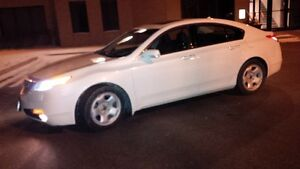 2010 Acura TL SH-AWD W\TECH Sedan