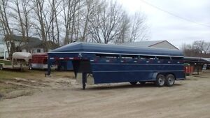 Dealer for REAL INDUSTRIES trailers and handling equipment.