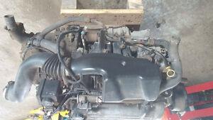 moteur cavalier 2003