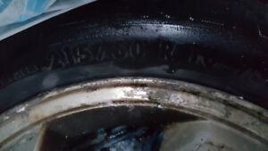 Alloy Rims 215/60R16