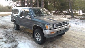 1992 Toyota 4x4 Pick Up