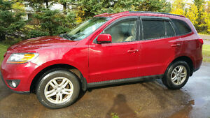 2010 Hyundai Santa Fe SUV