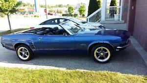 1969   Mustang Convertable