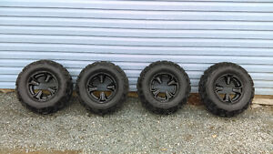 Rims and Tires from Canam Outlander