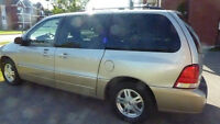 2004 Ford Freestar LIMITED Camionnette