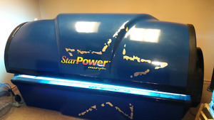 StarPower 52 tanning bed for a sale