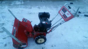 "24"" Snow Trac 7HP Snowblower"