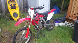 Looking far a 250 2 stroke trade 2000 and up