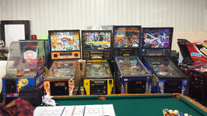 PINBALL MACHINES  FOR SALE London Ontario image 3