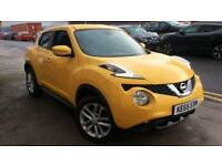 2016 Nissan Juke 1.6 N-Connecta Xtronic Automatic Petrol Hatchback