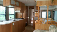 32' COACHMAN! 2 LARGE POWER SLIDES! LARGE KITCHEN! REAR BEDROOM!