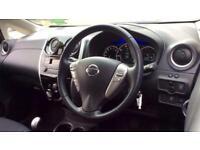 2016 Nissan Note 1.2 Acenta 5dr Manual Petrol Hatchback