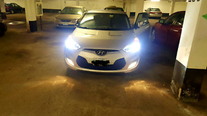 Hyundai Veloster 2012 Fully Loaded.