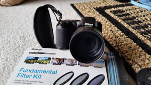 """Nikon CoolPix L810 16.1 MP 26x Zoom with 3"""" LCD"""