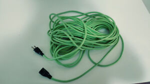 Heavy Duty Extension Cord 80' in good condition