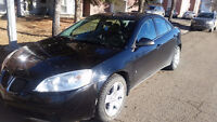 2008 Pontiac G6 in very good condition