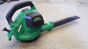 Blower weed eater
