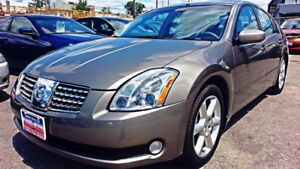 2004 Nissan Maxima SE / 103K !!! / ONE OWNER / ACCIDENT-FREE
