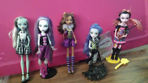 Specialty Monster High Dolls