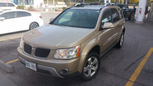 2008 Pontiac Torrent mint condition E-tested SUV, Crossover